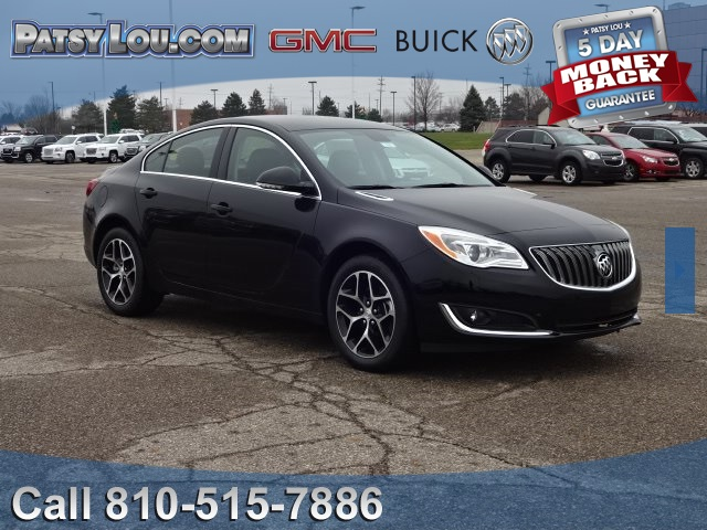 new 2017 buick regal sport touring 4d sedan in flint 7 1622 patsy lou automotive. Black Bedroom Furniture Sets. Home Design Ideas